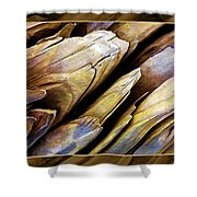 Driftwood Edges Shower Curtain by Bill Caldwell -        ABeautifulSky Photography