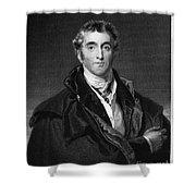 Duke Of Wellington Shower Curtain by Granger