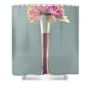 Estillo Vintage B Shower Curtain by Aimelle