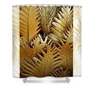 Feeling Nature Shower Curtain by Holly Kempe