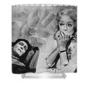 FILM: BABY JANE, 1962 Shower Curtain by Granger