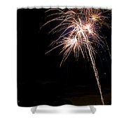 Fireworks Shower Curtain by James BO  Insogna