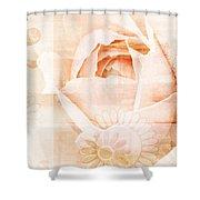Flower Garden Shower Curtain by Frank Tschakert