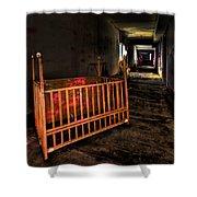 Forgotten Lullaby Shower Curtain by Evelina Kremsdorf