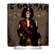 Gasparilla 2011 Shower Curtain by David Lee Thompson
