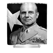 General Doolittle Shower Curtain by War Is Hell Store
