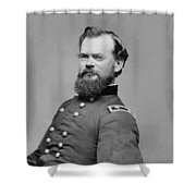 General James Mcpherson  Shower Curtain by War Is Hell Store