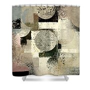 Geomix - c133et02b Shower Curtain by Variance Collections