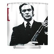 Get Carter 2013 Shower Curtain by Luis Ludzska