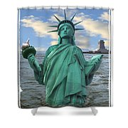 Going South Shower Curtain by Mike McGlothlen
