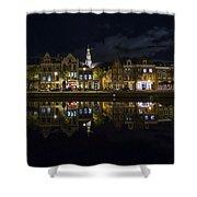 Haarlem Night Shower Curtain by Chad Dutson