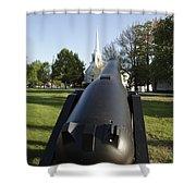 Hampton Falls New Hampshire Usa Shower Curtain by Erin Paul Donovan