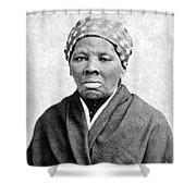 HARRIET TUBMAN (1823-1913) Shower Curtain by Granger