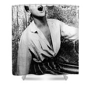 HARRY BELAFONTE (1927- ) Shower Curtain by Granger