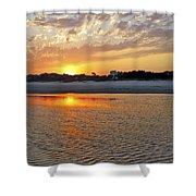 Hilton Head Beach Shower Curtain by Phill  Doherty