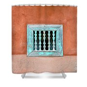 House Of Zuni Shower Curtain by David Lee Thompson