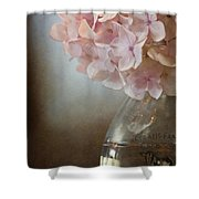 In The Country Shower Curtain by Margie Hurwich