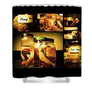 Jarred Collection I Shower Curtain by Rheann Earnest