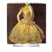 La Carmencita Shower Curtain by John Singer Sargent