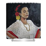 Lucinda Shower Curtain by Toni Berry