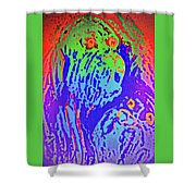 maybe you and I Shower Curtain by Hilde Widerberg