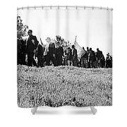 Montgomery March, 1965 Shower Curtain by Granger