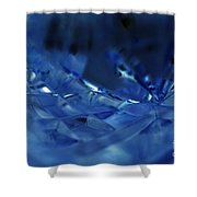 Neverending Relfection Shower Curtain by Amanda Barcon