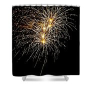 Northern Star Shower Curtain by Phill Doherty
