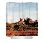 Oak Creek Canyon Shower Curtain by Lauri Novak