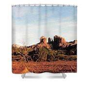 Oak Creek Canyon Shower Curtain by Lauri Novak
