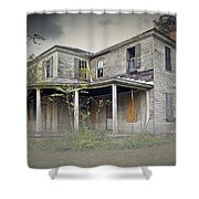 Odenton House Shower Curtain by Brian Wallace