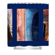 Ole Bill Shower Curtain by Steve Karol