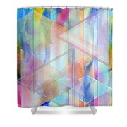 Pastoral Moment Shower Curtain by John Robert Beck