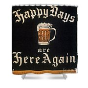 Prohibition: Repeal, C1933 Shower Curtain by Granger