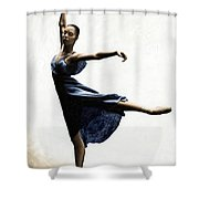 Refined Grace Shower Curtain by Richard Young