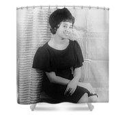 Reri Grist (1932- ) Shower Curtain by Granger