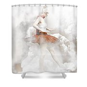 Risk Shower Curtain by Jorgo Photography - Wall Art Gallery