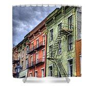 Rue Bienville Shower Curtain by Tammy Wetzel
