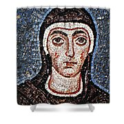Saint Felicity (d. 203) Shower Curtain by Granger