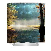 Secret Hideaway Shower Curtain by Tamyra Ayles