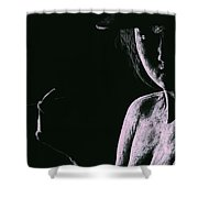 Sophisticate Shower Curtain by Richard Young