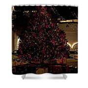St.augustinelights4 Shower Curtain by Kenneth Albin