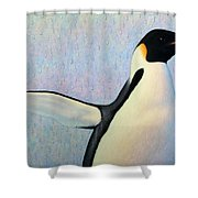 Summertime Shower Curtain by James W Johnson