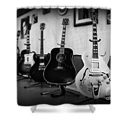 Sun Studio Classics 2 Shower Curtain by Perry Webster