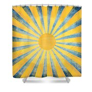 sunny day Shower Curtain by Setsiri Silapasuwanchai