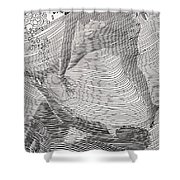 Swimmers Shower Curtain by Hawaiian Legacy Archive - Printscapes