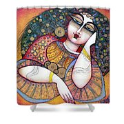 the beauty Shower Curtain by Albena Vatcheva