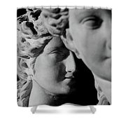 The Three Graces Shower Curtain by Roman School