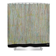 Tranquility Shower Curtain by Jacqueline Athmann