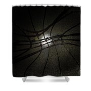 Until Morning Shower Curtain by Kim Henderson